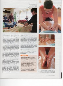 Revue de presse Le Mag Sud-Ouest 8 décembre 2012 (2)